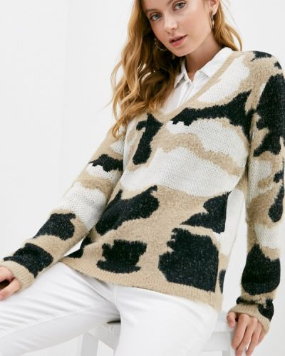 Бежевый пуловер Care Of You