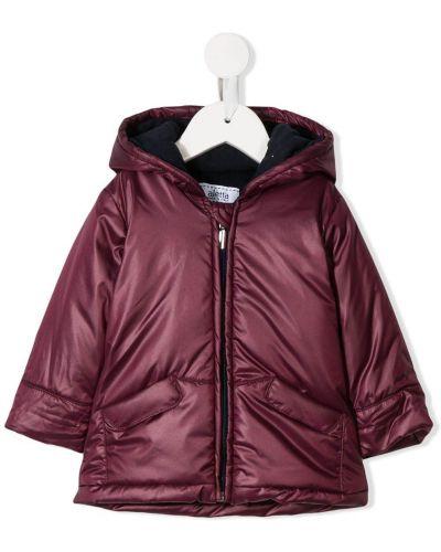 Малиновая куртка Aletta