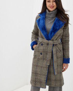 Пальто серое пальто Trendyangel