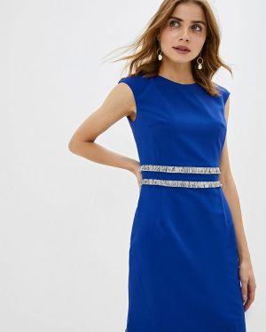 Платье футляр осеннее Vittoria Vicci