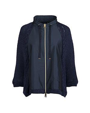 Куртка демисезонная синий Herno