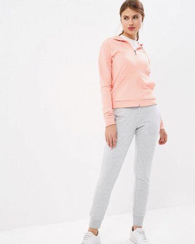 Спортивный костюм розовый серый Puma