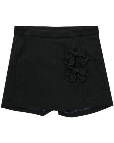 Юбка мини с запахом юбка-шорты Aletta