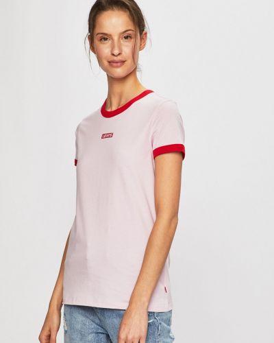 Футболка розовый с логотипом Levi's®