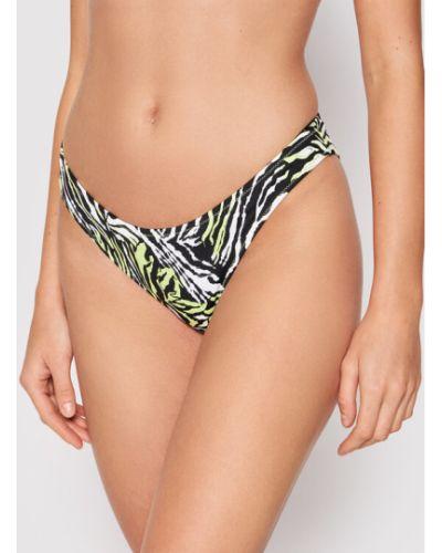 Czarny bikini Calvin Klein Swimwear