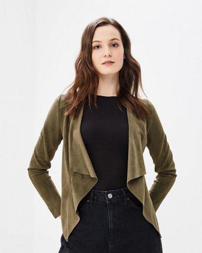 Зеленый пиджак Jennyfer