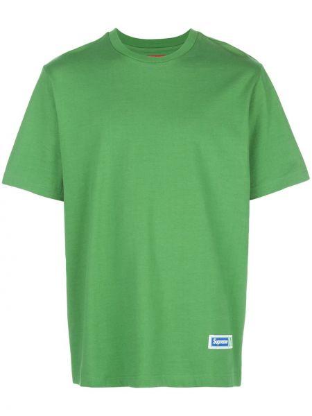 Koszula krótkie z krótkim rękawem z logo z nadrukiem Supreme