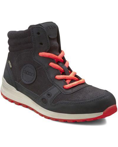 Ботинки на шнурках мембранные Ecco