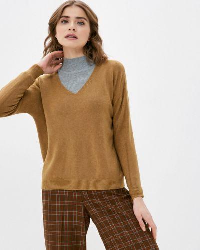 Коричневый пуловер Zabaione