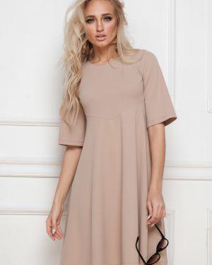 Платье платье-сарафан с бантом Leleya