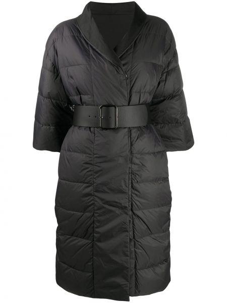 Z rękawami płaszcz z kieszeniami z klapami Peserico