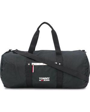 Дорожная сумка на молнии на плечо Tommy Hilfiger