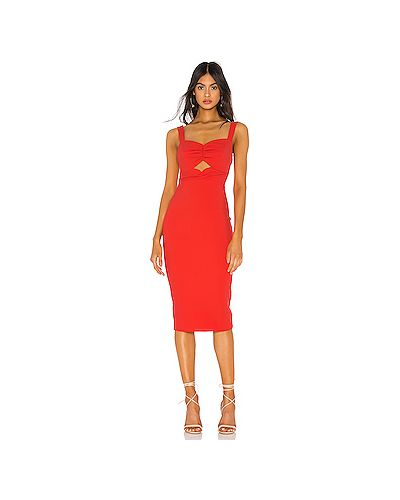 Платье на молнии шелковое Likely