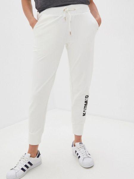 Спортивные белые спортивные брюки Vilatte