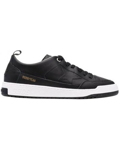 Sneakersy - czarne Golden Goose