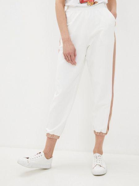 Спортивные брюки белые весенний Imperial