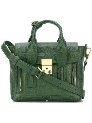 Skórzany torba z kieszeniami 3.1 Phillip Lim