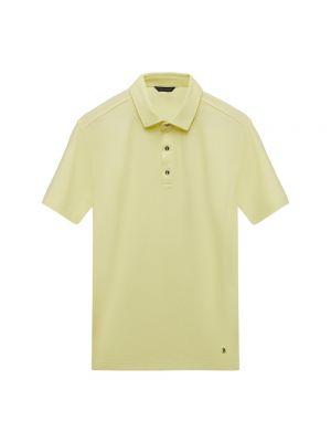T-shirt - żółta Borgio