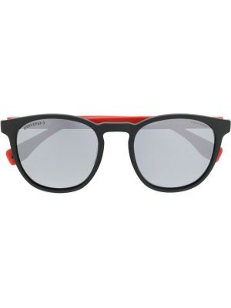 Черные очки круглые Converse
