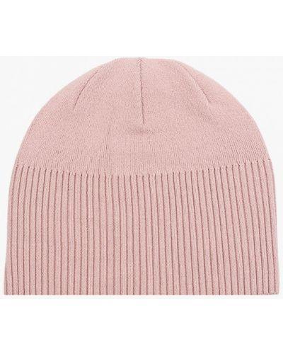 Розовая демисезонная шапка Trendyangel