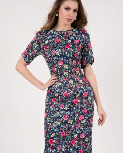 Повседневное платье весеннее Olivegrey