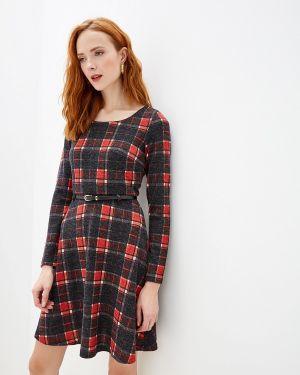 Платье - красное Yumi