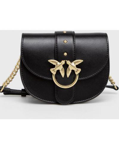 Черная маленькая сумка Pinko