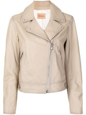 Длинная куртка Yves Salomon