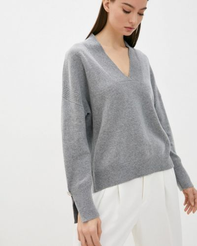 Пуловер - серый Liu Jo