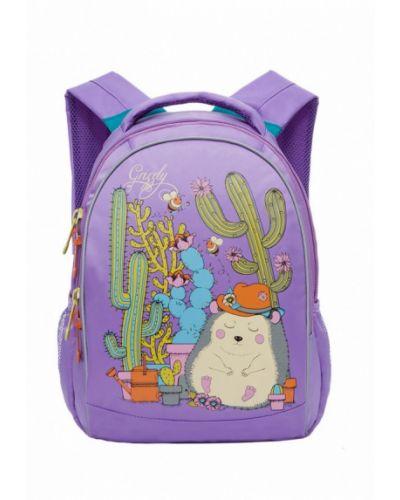 Рюкзак фиолетовый Grizzly