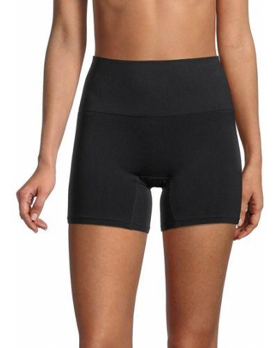 Черные шорты для плаванья Yummie By Heather Thomson