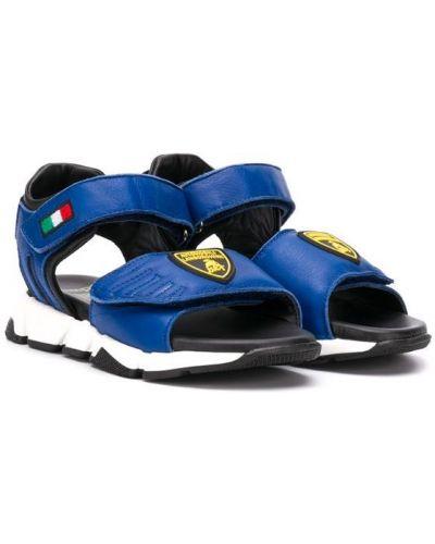 Сандалии синие Bumper