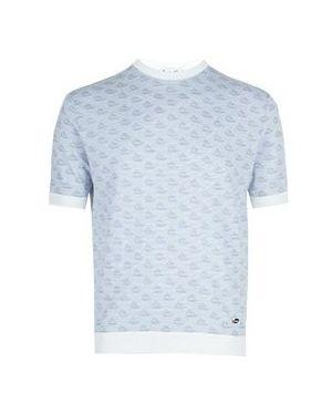 Хлопковая футболка Castello D'oro