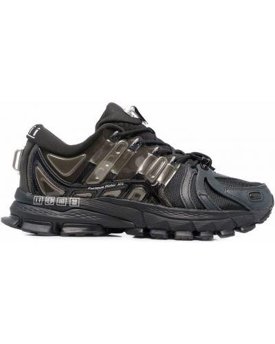 Массивные кроссовки - черные Li-ning