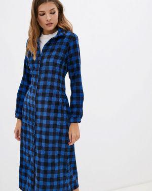 Платье платье-рубашка осеннее Compania Fantastica