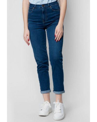 Зауженные джинсы - синие Arber