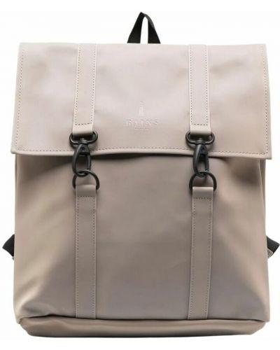 Plecak - biały Rains