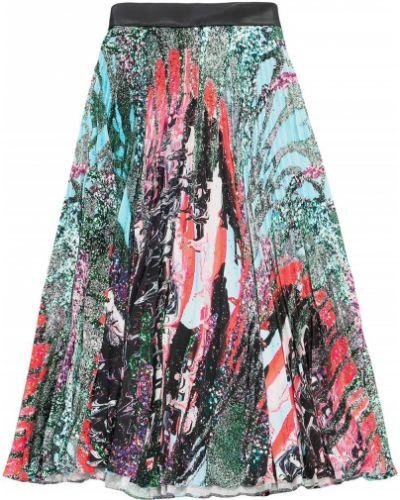 Długa spódnica - różowa Christopher Kane