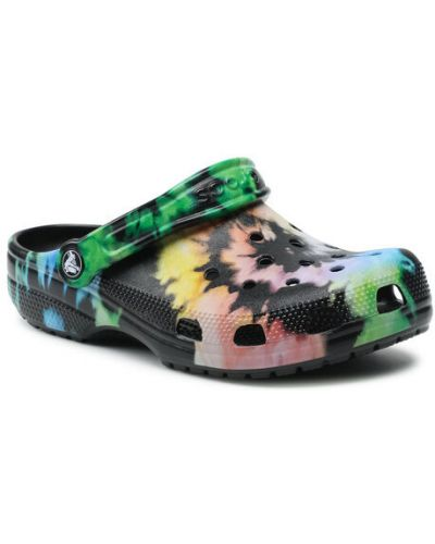 Czarne klasyczne klapki Crocs