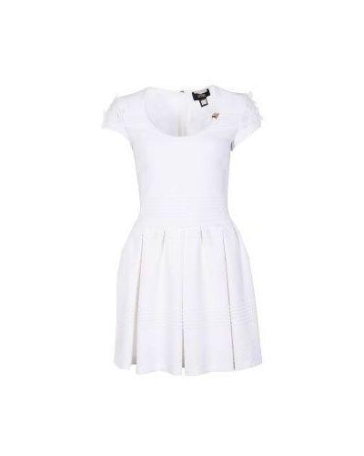 Повседневное вечернее платье - белое Class Cavalli