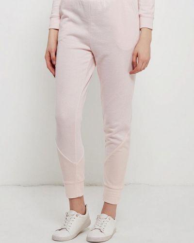 Розовые спортивные брюки Noisy May