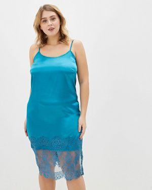 Платье осеннее платье-комбинация Sophia