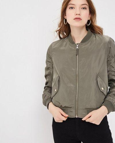 Куртка весенняя зеленая Befree