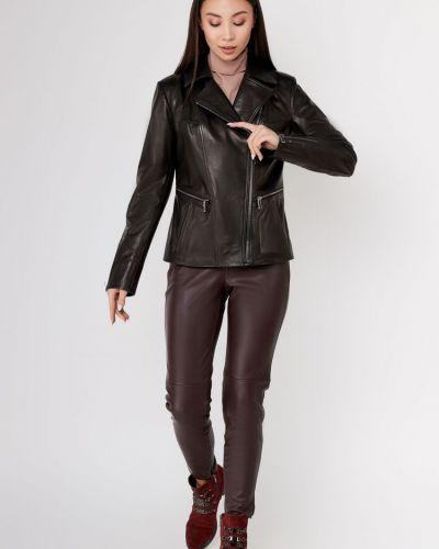 Куртка на молнии - черная Bertini