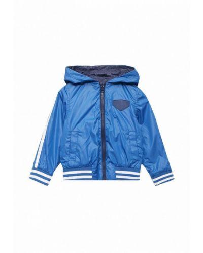 Синяя куртка 3 Pommes