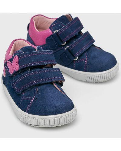 Мокасины синий детский Superfit