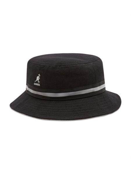 Czarna kapelusz Kangol