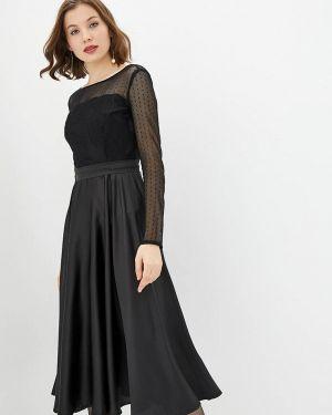 Вечернее платье - черное Jhiva