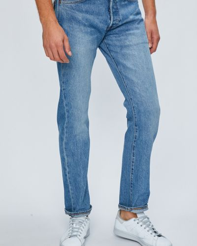 Прямые джинсы на пуговицах с поясом Levi's®