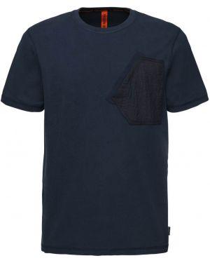 Prążkowany t-shirt bawełniany Christopher Raeburn